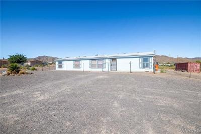 Mohave County Manufactured Home For Sale: 3732 Bibo Road