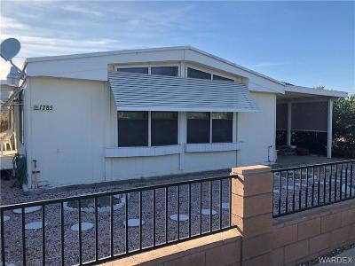 Bullhead Manufactured Home For Sale: 1785 Sea Creek Drive