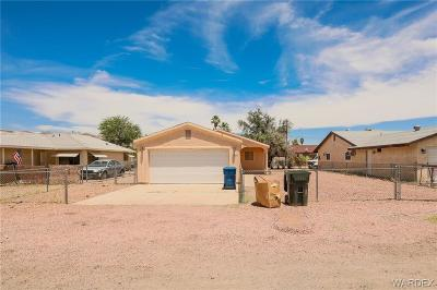 Bullhead Single Family Home For Sale: 395 Patillo Drive