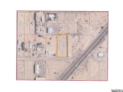 Fort Mohave Residential Lots & Land For Sale: 1585 Dunlap Road