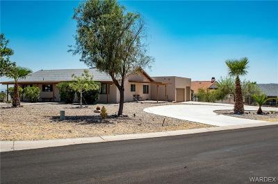 Bullhead Single Family Home For Sale: 809 N Ridge Circle