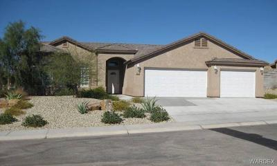 Bullhead Single Family Home For Sale: 2839 La Paloma Drive