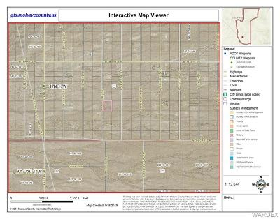 Mohave County Residential Lots & Land For Sale: 0000 Aripine