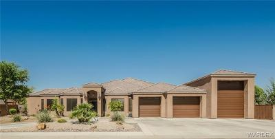 Bullhead Single Family Home For Sale: 3717 Cimarron Drive