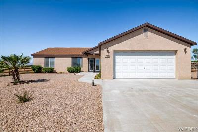 Kingman Single Family Home For Sale: 7931 E Monte Tesoro Drive