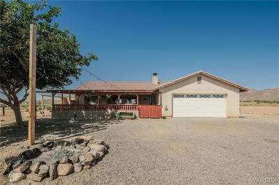 Kingman Single Family Home For Sale: 2762 E Calle Chavez
