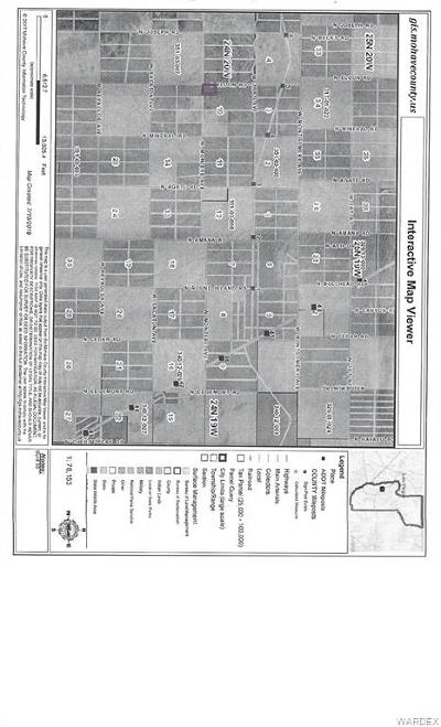 Mohave County Residential Lots & Land For Sale: N Eldon Rd Road