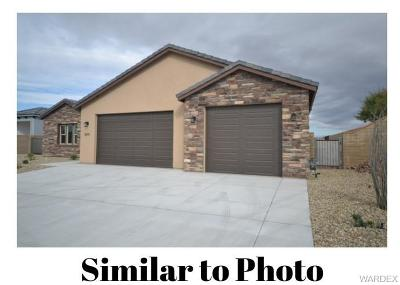 Bullhead Single Family Home For Sale: Res 1653 On Your Level Lot