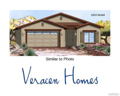 Bullhead, Fort Mohave, Mohave Valley Single Family Home For Sale: Res 1700 On Your Level Lot