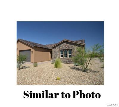 Bullhead, Fort Mohave, Mohave Valley Single Family Home For Sale: Res 1800 On Your Level Lot