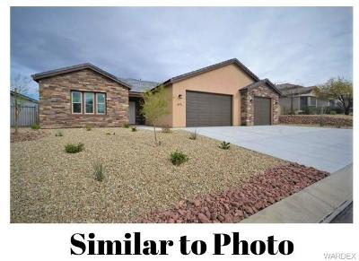 Bullhead, Fort Mohave, Mohave Valley Single Family Home For Sale: Res 2008 On Your Level Lot