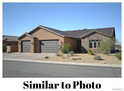 Bullhead, Fort Mohave, Mohave Valley Single Family Home For Sale: Res 2308 On Your Level Lot