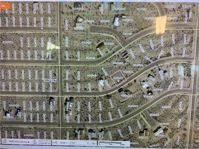 Mohave County Residential Lots & Land For Sale: 585 E Galloway Drive