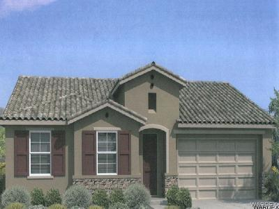 Bullhead Single Family Home For Sale: 595 Wagon Wheel Drive