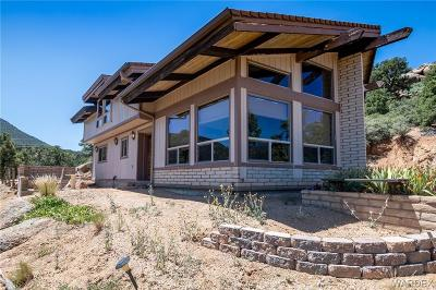 Kingman Single Family Home For Sale: 2739 S Metate Dr