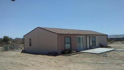 Fort Mohave Manufactured Home For Sale: 1926 E Hammer Lane
