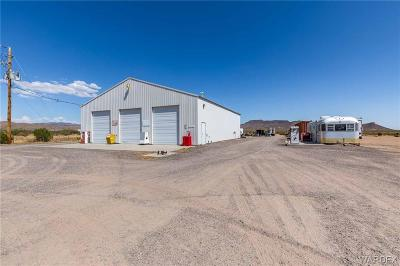 Golden Valley Commercial For Sale: 2694 W Oatman Highway