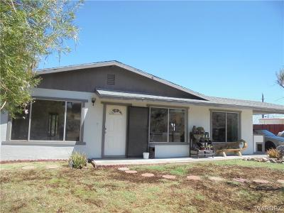Bullhead Single Family Home For Sale: 1689 Dorado Dr.