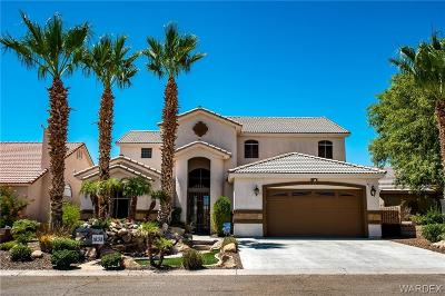 Fort Mohave Single Family Home For Sale: 1838 E Fairway Bend