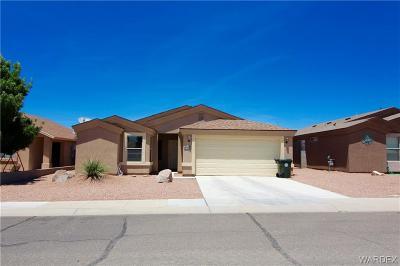 Kingman Single Family Home For Sale: 2735 Phoenix Avenue