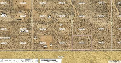 Mohave County Residential Lots & Land For Sale: Tbd 19th Street