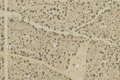 Mohave County Residential Lots & Land For Sale: 00 Mary