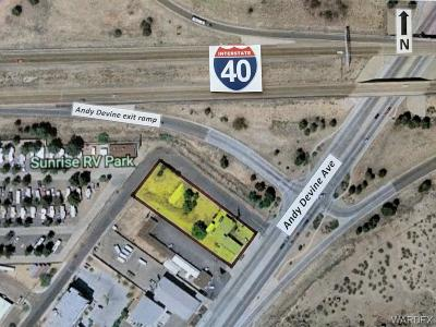 Mohave County Residential Lots & Land For Sale: 3137 E Andy Devine Avenue