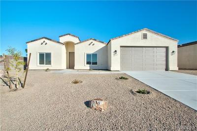 Bullhead, Fort Mohave, Mohave Valley Single Family Home For Sale: 2073 E Desert Greens Drive