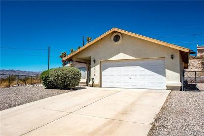 Bullhead Single Family Home For Sale: 2535 Corona Redonda