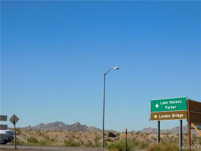 Lake Havasu Residential Lots & Land For Sale: End Of 95 I-40