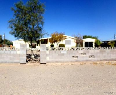 Fort Mohave Manufactured Home For Sale: 5205 S La Cuadra Drive