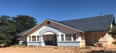 Kingman Single Family Home For Sale: 2388 Comanche Drive