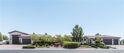 Fort Mohave Single Family Home For Sale: 6410 S Via De Oro