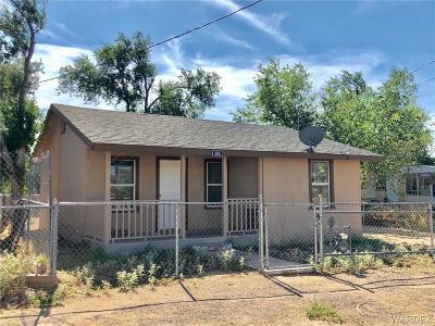 Kingman Single Family Home For Sale: 406 S 5th Street