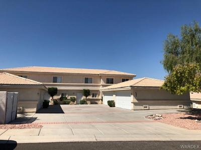 Bullhead Multi Family Home For Sale: 855 Warren Road