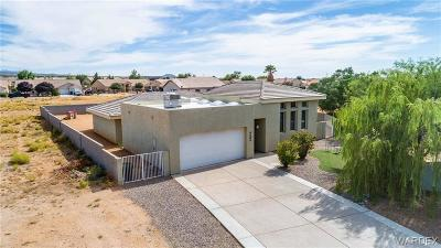 Kingman AZ Single Family Home For Sale: $340,000