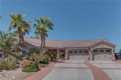Fort Mohave Single Family Home For Sale: 6009 S Jaguar Court