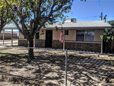 Mohave Valley Single Family Home For Sale: 8041 S Green Valley Rd Road