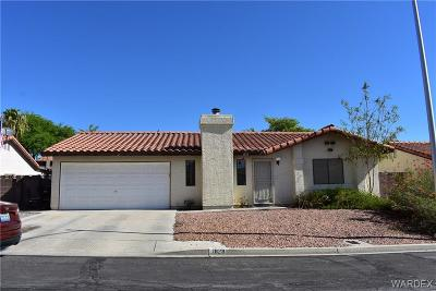 Laughlin (Nv) Single Family Home For Sale: 1828 Oasis Court