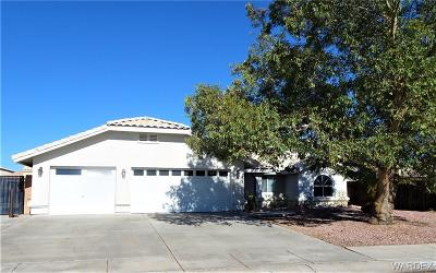 Fort Mohave Single Family Home For Sale: 5038 S Silver Sands Drive