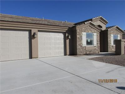 Kingman AZ Single Family Home For Sale: $264,900