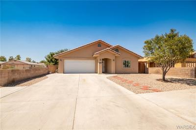 Mohave Valley Single Family Home For Sale: 9933 S Phoenix Drive