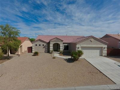 Bullhead Single Family Home For Sale: 2653 Edgewater Drive