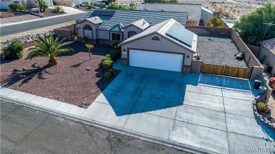 Fort Mohave Single Family Home For Sale: 5258 S Hammer Court