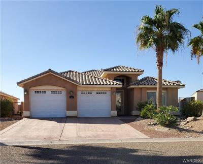 Mohave Valley Single Family Home For Sale: 476 E Kingsley Street