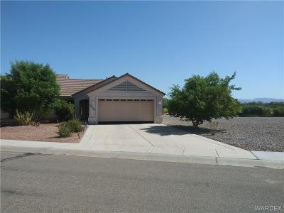 Mohave Valley Single Family Home For Sale: 10730 Blue Water Bay
