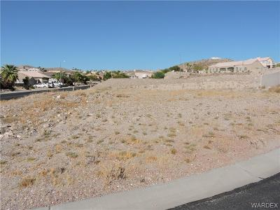 Bullhead AZ Residential Lots & Land For Sale: $39,500