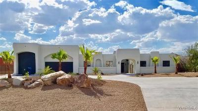 Bullhead Single Family Home For Sale: 853 Indian Head Drive