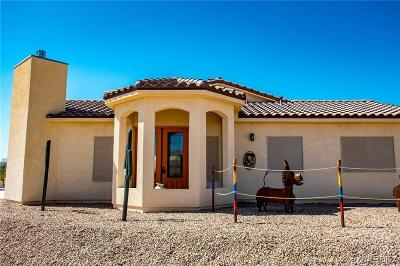 Fort Mohave Single Family Home For Sale: 2332 E Primavera Loop