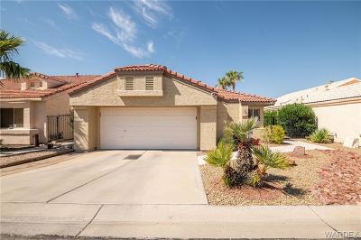 Bullhead Single Family Home For Sale: 2373 Seminole Drive